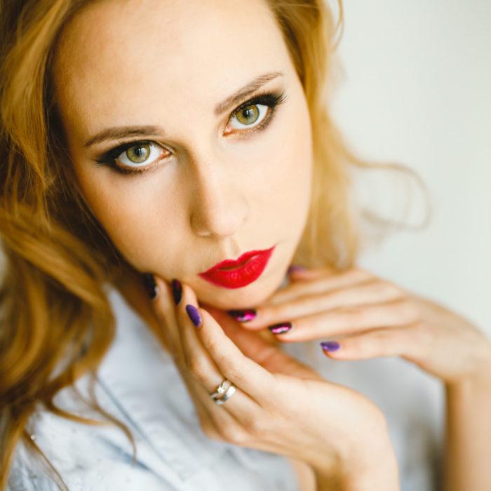 Sesja sensualna - Katarzyna