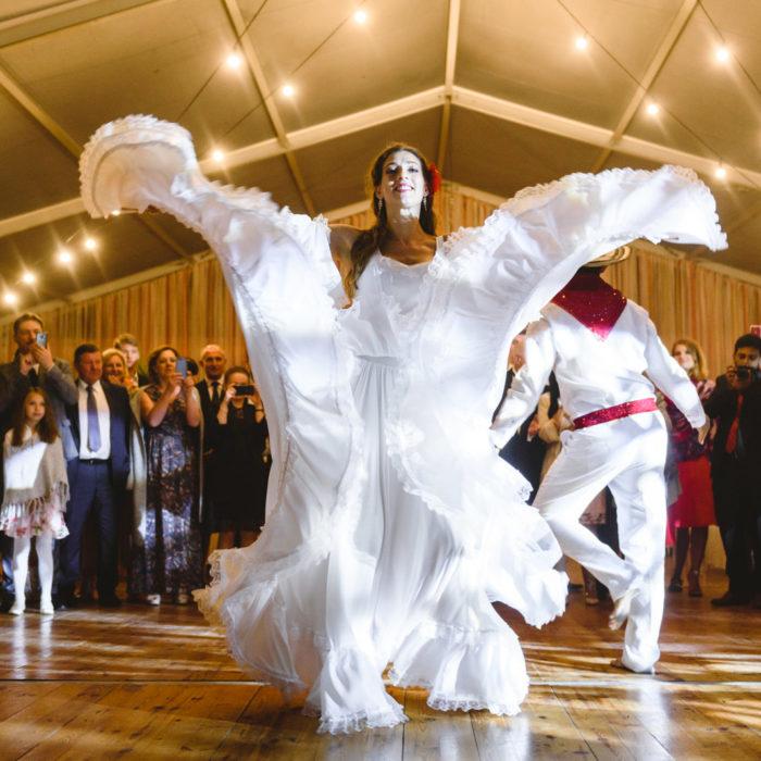 Przepiękny ślub polsko-kolumbijski